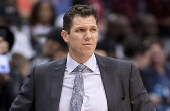 Marcellus Wiley insists it's unfair to grade Luke Walton's performance during LeBron's absence