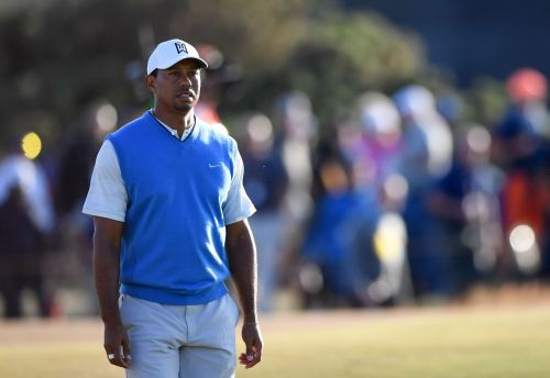Tracking Tiger: Can Tiger Woods make a run Friday at The Open Championship?