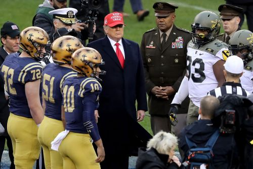 President Trump backs college football players' quest to play 2020 season