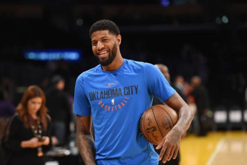 Paul George: 'Unfortunately, Wasn't Traded to the Lakers'