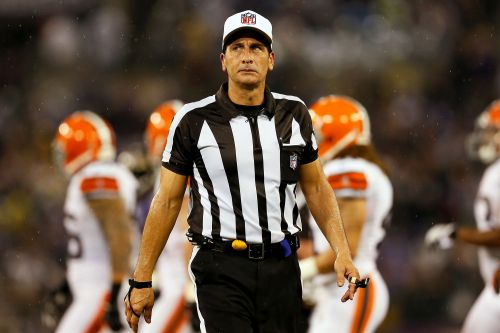 Ex-NFL referee is going back to his college basketball roots