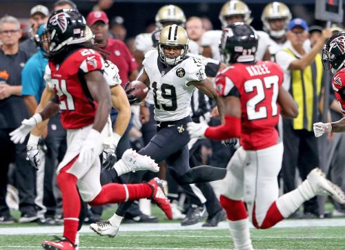 Saints' Ginn, Stallworth did not practice, Lattimore a full participant
