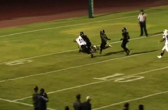 Week 5: Ika Tuatala bulldozes through for 24-yd Heritage TD