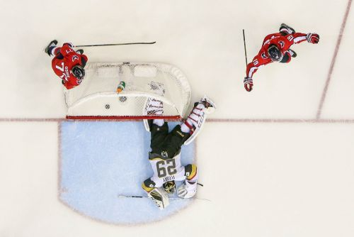 NHL Caps on the Brink of History