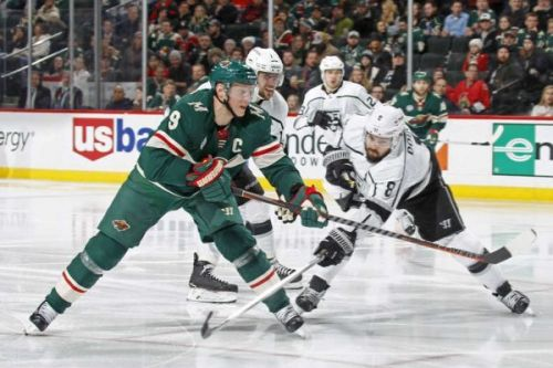 LA Kings Update and Game Preview vs. Minnesota Wild