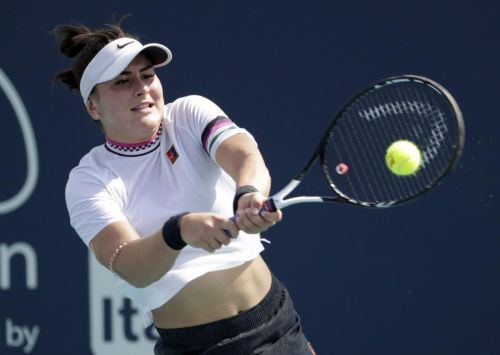 Shoulder injury forces Bianca Andreescu to pull out of Wimbledon