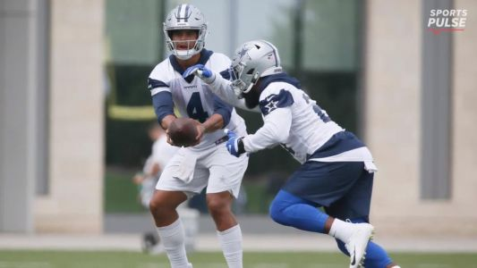Dak Prescott: Cowboys' new-look offense won't be fantasy friendly