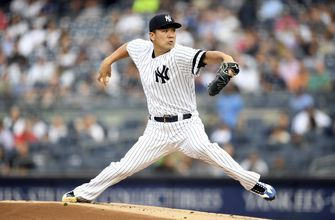 Yankees beat Rays 3-0, Encarnación hitless in New York debut