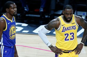 Colin Cowherd lists all the reasons why we should stop comparing Kevin Durant and LeBron James
