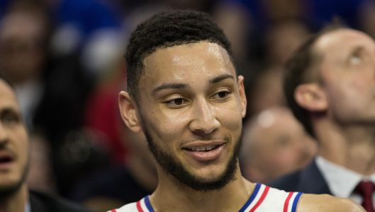 Ben Simmons on 'NBA 2K' rating: 'Coming for y'all'