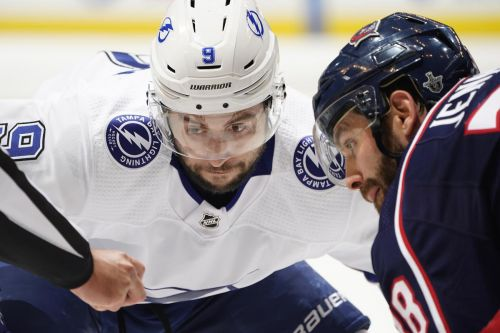 The Lightning and Stars are a bit snarly. Life in the NHL bubble hasn't been all fun and games