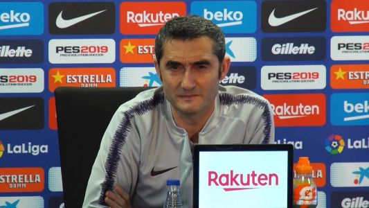 Guardiola is the world's best coach - Valverde