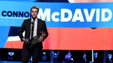 NHL awards: Connor McDavid wins Ted Lindsay Award for 2nd straight year