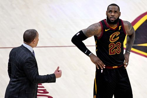 LeBron James' free agency decision has already reached the silly season