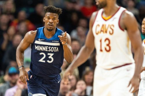 Disgruntled Jimmy Butler heartily booed at Timberwolves home opener