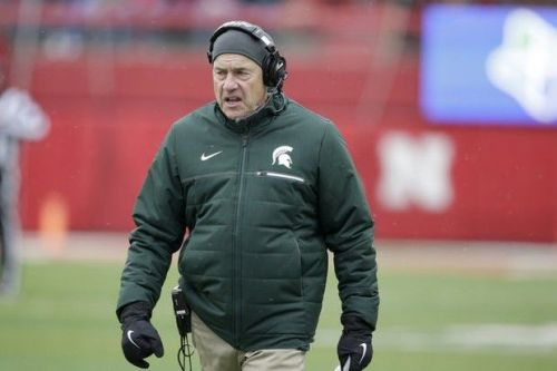 Michigan State limps home playing for bowl position vs. Rutgers