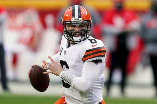Browns exercise QB Baker Mayfield's 5-year option