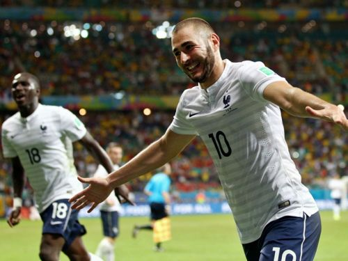 France outcast Benzema delights in World Cup win