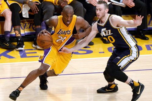 Gordon Hayward sets record straight about end of Kobe Bryant's final game
