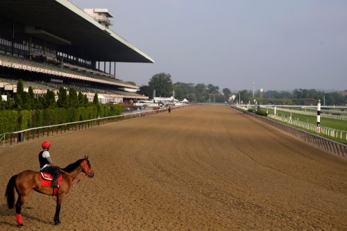 Belmont Park reopening provides 'glimmer of hope' amid coronavirus