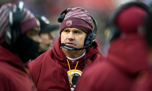 Redskins coach Gruden says Jordan Reed's year could be done