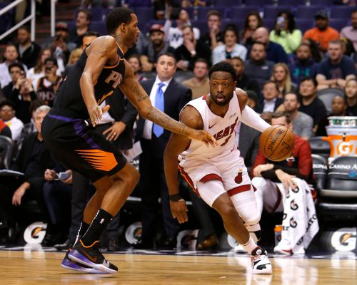 Dwyane Wade set to reach 1,000 career games