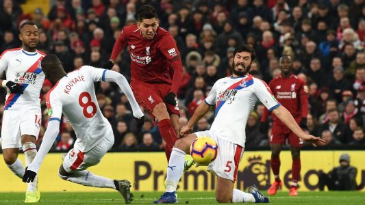 Liverpool were expected to lose against Crystal Palace - Klopp