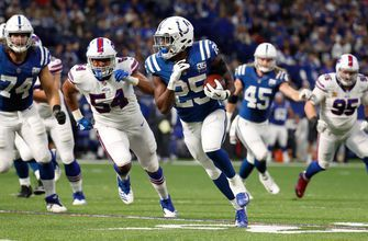 Mack's emergence at running back helping Colts find balance on offense