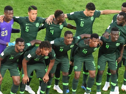Joseph Dosu tips 'injured' Eagles to beat complacent Iceland