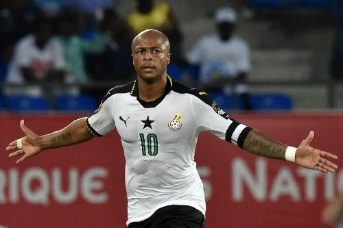 Ghana name Ayew captain ahead of Africa Cup of Nations