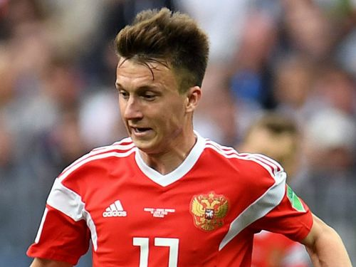 Arsenal & Chelsea face Golovin fight as Monaco confirm offer for Russian star