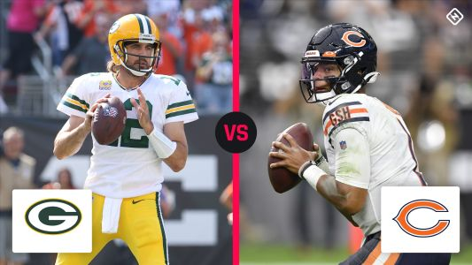 What channel is Packers vs. Bears on today? Time, TV schedule for NFL Week 6 game
