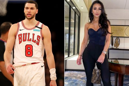 Zach LaVine's fiancée went all out to celebrate All-Star nod