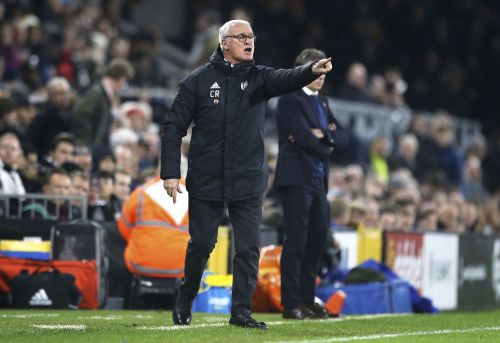Fulham's Ranieri denied win over former club Leicester