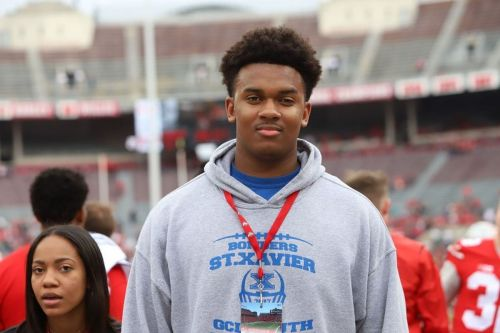 Ohio State offensive tackle recruit Paris Johnson tests like an NFL player