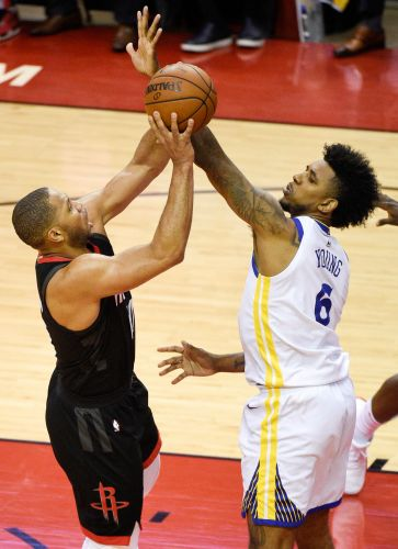 Warriors eager to get back on the court, respond from loss