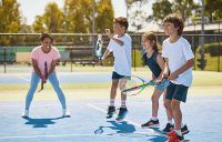 Australian Open: From the court to the classroom