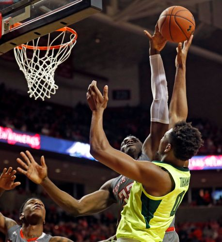 No. 15 Texas Tech breezes past short-handed Baylor 86-61