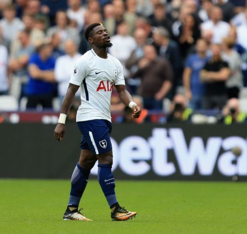 Can Serge Aurier step out of Kieran Trippier's shadow?