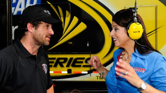 NASCAR pit reporter recovering after being hit by car on morning jog