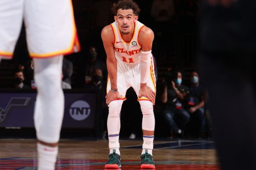Hawks' bizarre Trae Young strategy pays off for Knicks