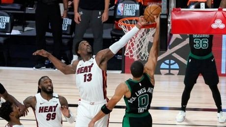 Bam's block for the ages seals Heat's Game 1 win