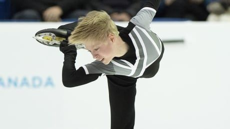Toronto teen Stephen Gogolev poised to make history at national figure skating championships