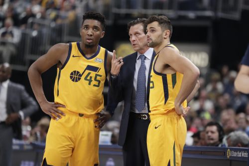 A long road: Jazz trying to navigate a travel-heavy first couple months