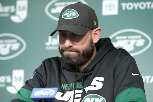 Adam Gase's training camp Jets pledge didn't really work out