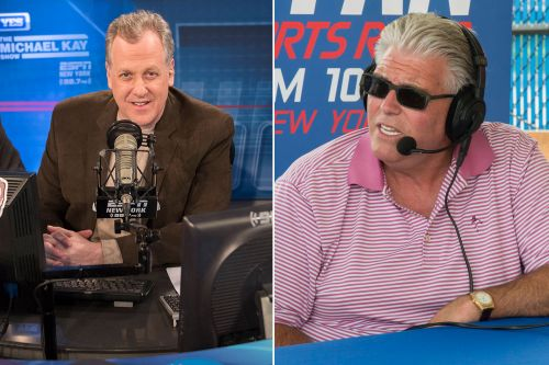 Michael Kay up big in ratings Mike Francesa could dispute