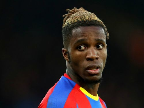 Zaha sees appeal against ban for sarcastic clap at referee dismissed