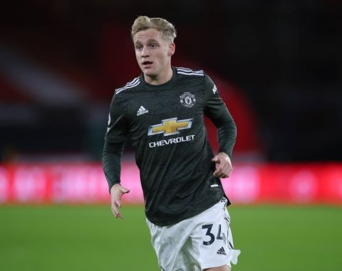 Arsenal hold advantage in race to sign Man Utd star despite Serie A interest