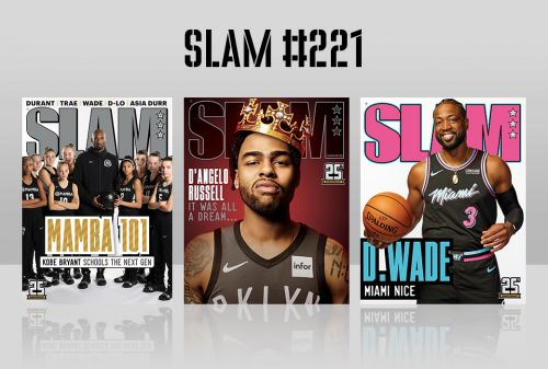 SLAM 221 Is On Sale Now 🐍❄️⚡️