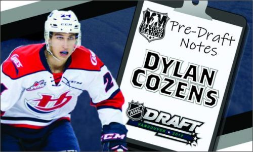 2019 NHL Draft Preview: Dylan Cozens, WHL Center